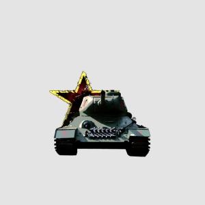 Russia - T34 tank