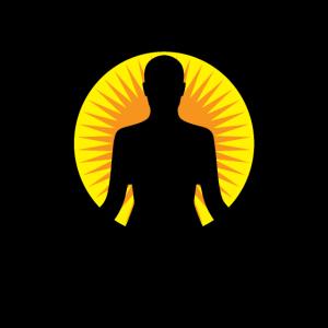 Chill mal deine Basis Spruch Yoga