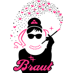 Braut - Bride - JGA - Team - Tiffany - Herz - 2C