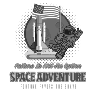 Space Adventure | Rocket Launch | USA Astronaut