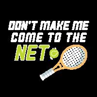 Lassen Sie mich nicht zum Netz kommen