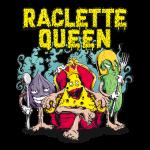 Raclette Queen Käse Königin Zwiebel Gurke Geschenk