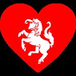 Love Twente hart