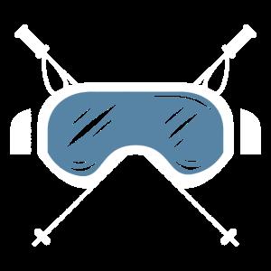 Ski Skibrille Sport
