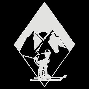 Ski sportler