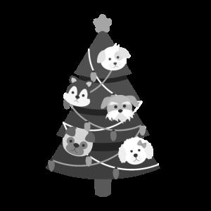 Christmas tree jingle bells decoration &party tim
