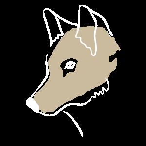Wolf, Hundekopf