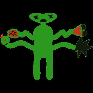Alien Ausserirdischer
