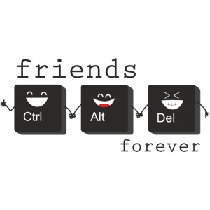 amigos forever