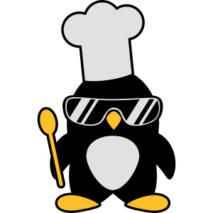 Cool Penguin Chef
