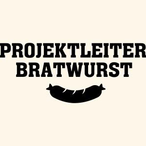 Grill-T-Shirt Projektleiter Bratwurst - Original