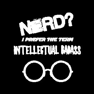 Nerd Brille