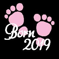 born 2019 rosa mädchen geburt geschenkidee