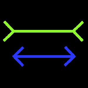 Optische Täuschung Geschenk Optik Mathe Geometrie