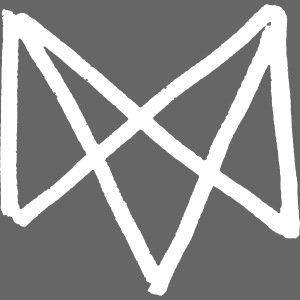 Mike Vallas Logo Back-Print