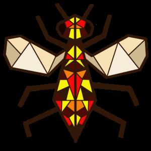 Biene Libelle Insekt Geschenkidee Geschenk