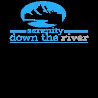 Gelassenheit am Flussufer