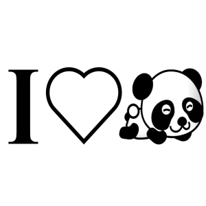 Ich liebe Pandas