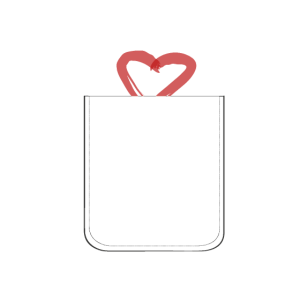 Herz Tasche