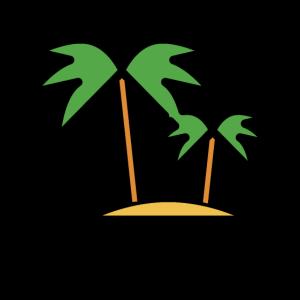 Palm Tree Cute Gift Idea