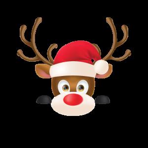 Rentier Shirt · Festlich · Weihnachts Geschenk