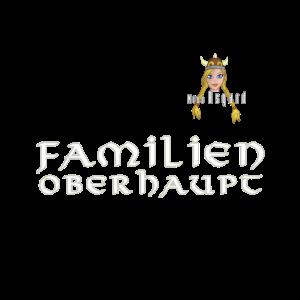 Miss Asgard Familienoberhaupt Alleinerziehend Chef