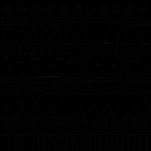 pattern black, Schwarzes Muster