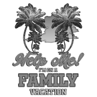 Help Me on my Family Vacation' Holiday Beach Trip
