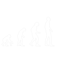 Evolution Ritter Mittelalter Adel Geschenk Idee