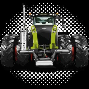 Traktor Landwirtschaft Trecker Bauer Geschenk