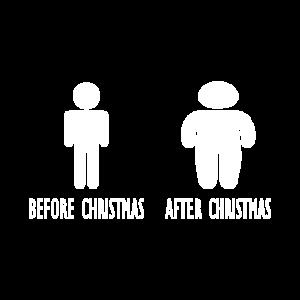 Nach Weihnachten witzig weiß