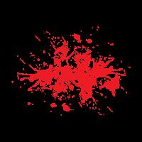Blut Effekt Poster