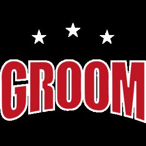 Groom Bräutigam Junggesellenabschied