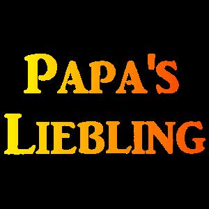 Papas Liebling
