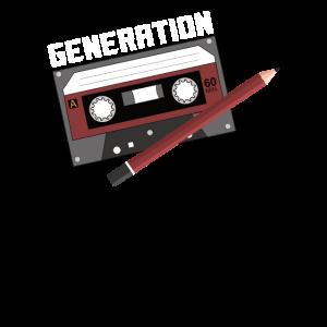 Generation Kassette Stift - Kennst du den zsm Hang