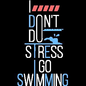 Geschenkidee schwimmen Meer oder Schwimmbecken