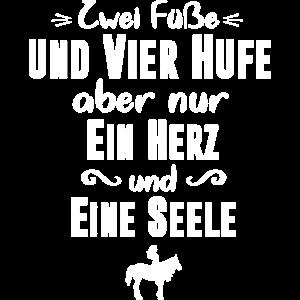 Reiten & Pferde - Zwei Füße und vier Hufe