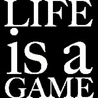 LifeIsAGameW