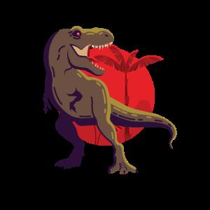 Dino Dinosaurier Urzeit TRex Geschenk Geschenkidee