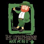 St. 'Patrick's Day - Die Kobolde sind schuld