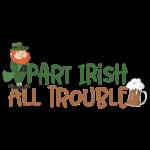 Irische Party - St. Patrick's Trouble Kobold