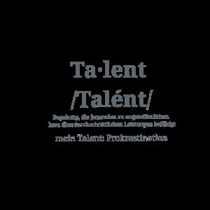 Talent Prokrastinieren, Prokrastination, Aufschieb