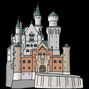 Schloss Neuschwanstein c