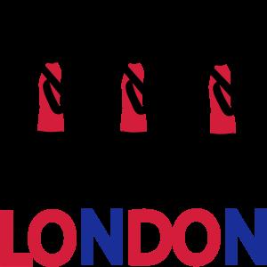LONDON Text Königin Wache