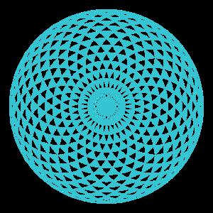 Torus Yantra Hypnotic Eye 2