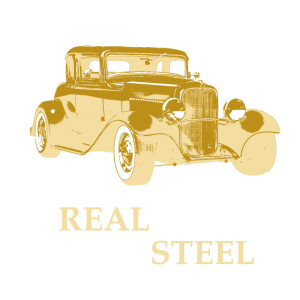 Real Steel Hot Rod