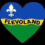 Love Flevoland Hart