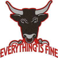 everything is fine - BULL