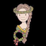 Mittelalter Mädchen