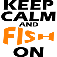 Angeln - Keep Clam and Fish on